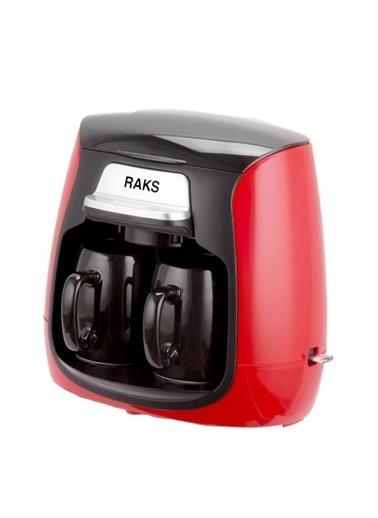Raks Luna Max Filtre Kahve Makinesi Renkli